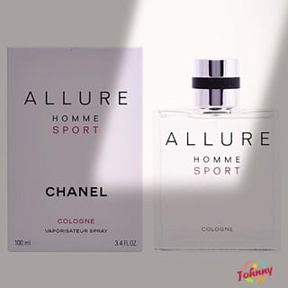 CHANEL Allure Sport 運動清新古龍水 100ml💋 高雄市