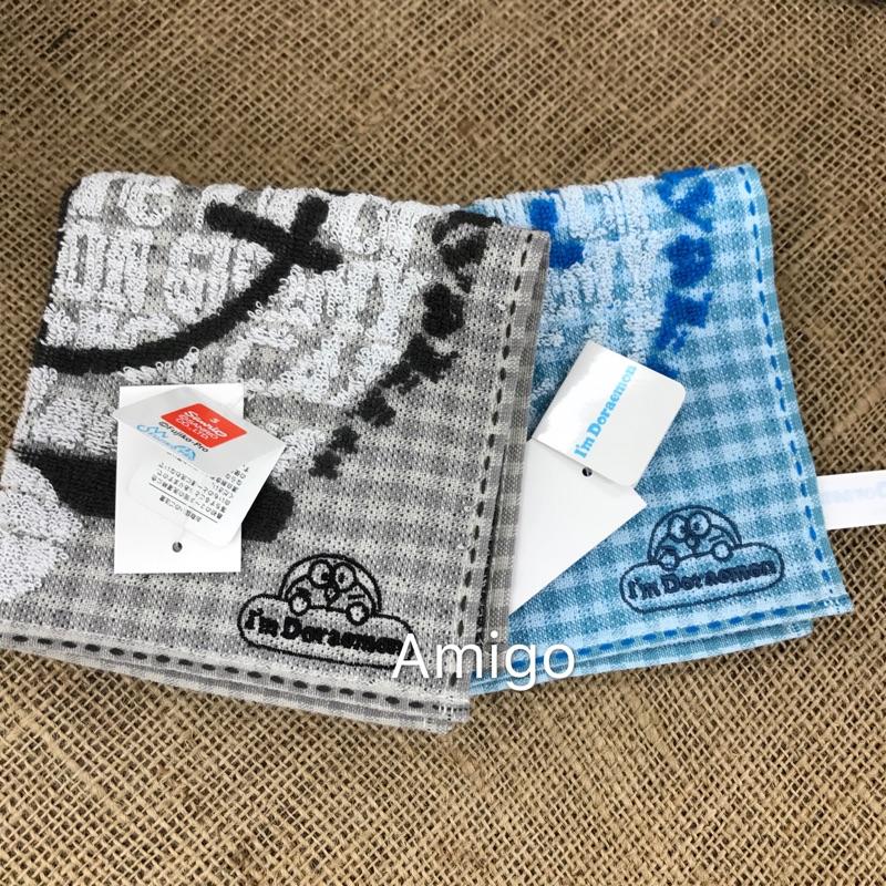 《朋友禮品》日本 DORAEMON 哆啦a夢 小叮噹 叮噹貓 方巾 手帕 方巾手帕 小毛巾 毛巾