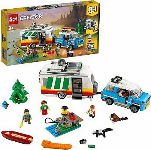 LEGO Creator 31108 三合一 家庭假期 露營車 / 燈塔