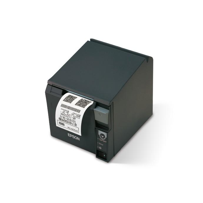 高雄-佳安資訊(含稅)EPSON TM-T70II/ T70II熱感式電子發票証明聯暨收據印表機