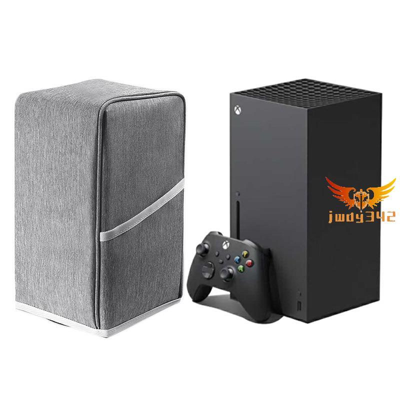 🏆⚽適用微軟Xbox Series X游戲機防塵罩主機包保護套防塵防刮收納袋Z25