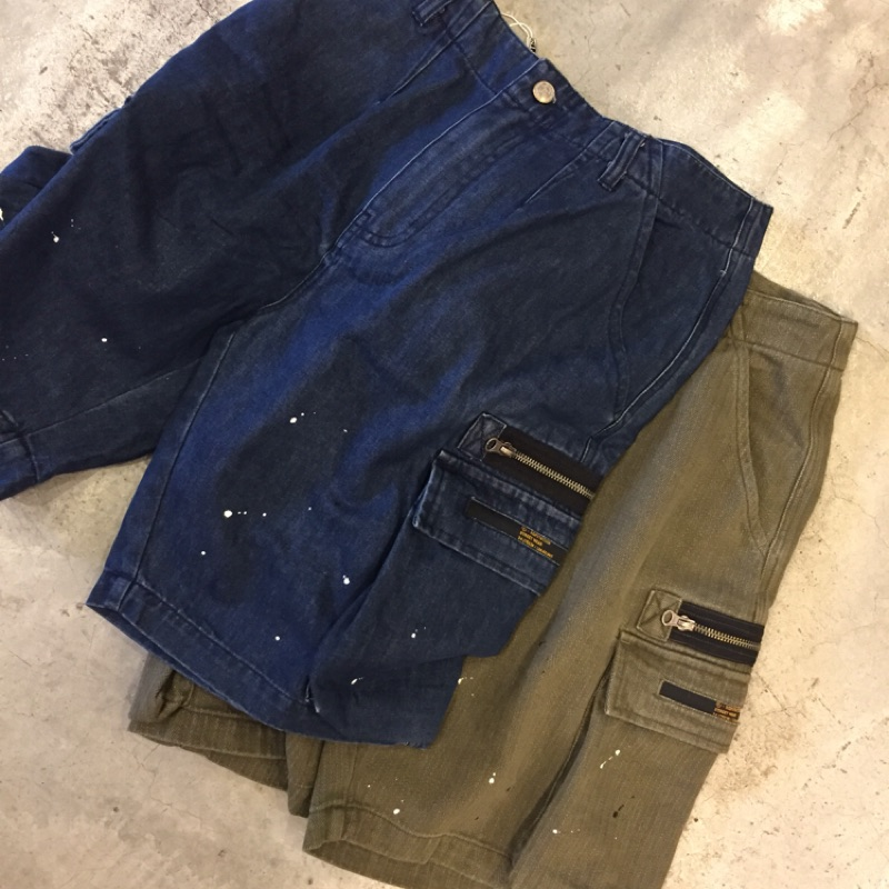 Reputation 20SS口袋工作短褲 RPTN AES
