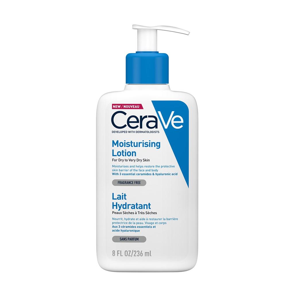 CeraVe長效清爽保濕乳 236ML【康是美】