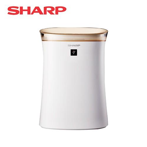 SHARP 夏普 12.1 坪自動除菌離子空氣清淨機 FU-G50T-W