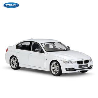 【sammy玩具】Welly 威利 1:24 1/ 24 BMW 335i 金屬 合金 模型車