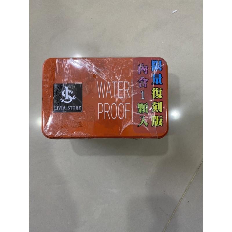 LIVIA STORE 魔法石 LS-58TWS LS58TWS 限量復刻版 藍牙喇叭  方盒 water proof