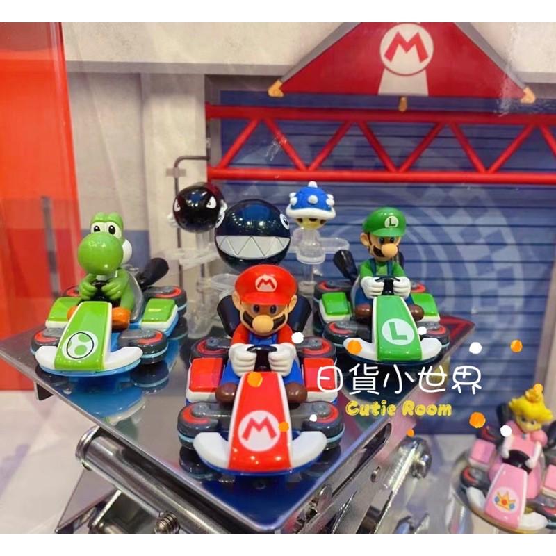 【日貨小世界】瑪利歐模型車 多美卡 環球影城 任天堂世界 日本代購 Tomica 路易吉 庫巴 耀西 超級瑪莉 玩具車