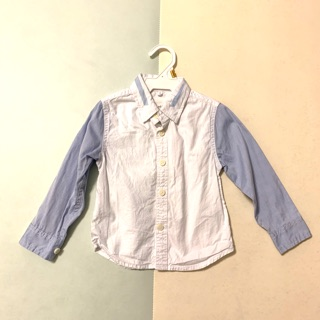 嬰幼兒白襯衫 ad-lib 90-100cm 台北市