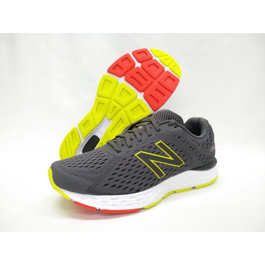 [大自在體育用品] New Balance 紐巴倫 NB 慢跑鞋 休閒鞋 4E 寬楦 M680CP6