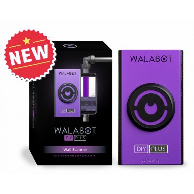 【Fufilo美國代購】含運Walabot DIY Plus手機用偵測牆壁管路透視石膏木