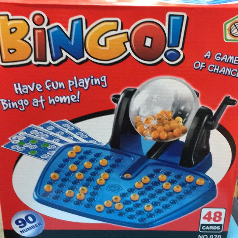 玩具 樂透機 搖獎機 開獎機 賓果機 盒裝90碼