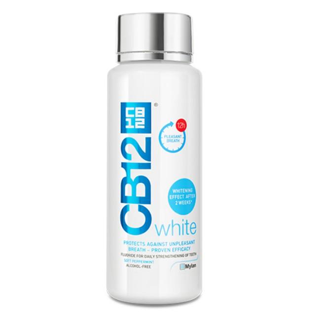 少量現貨(更新加上環保回收貼紙)~~CB12 White淨味漱口水 250ml  /口腔淨味噴霧15ml~