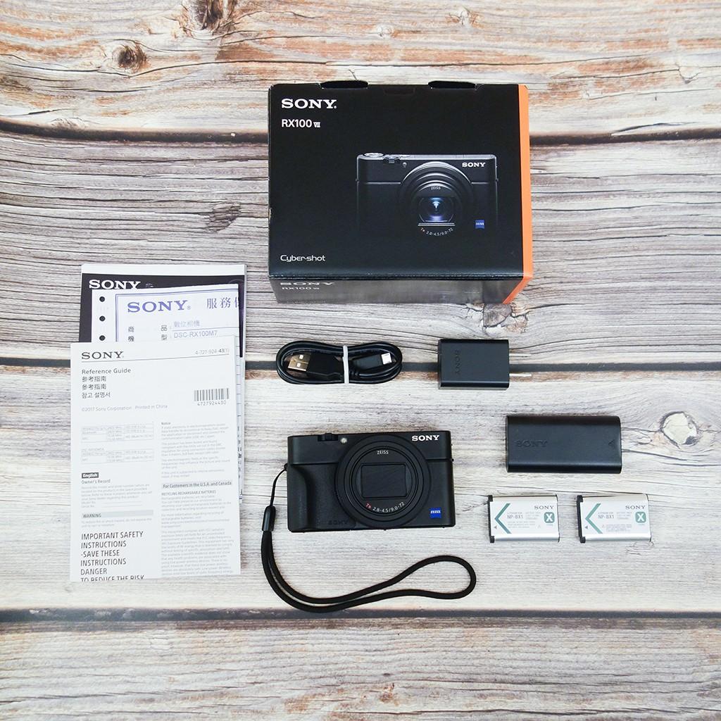 Sony RX100M7 RX100 VII 數位相機 公司貨 二手