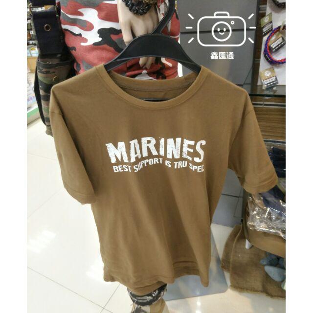 TRU SPEC 系列 MARINES T恤