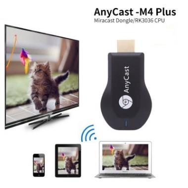 AnyCast M4 plus HDMI 無線 wifi 影音 手機投影電視 電視棒