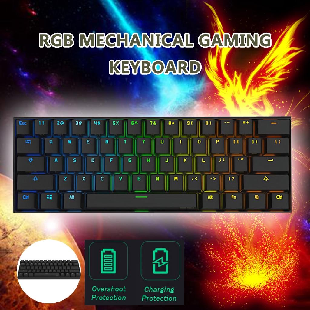 Obins Anne Pro 2 NKRO機械遊戲鍵盤Kailh BOX