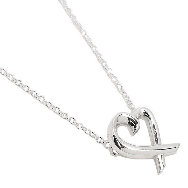 Tiffany & Co. Loving Heart 純銀迷你項鍊