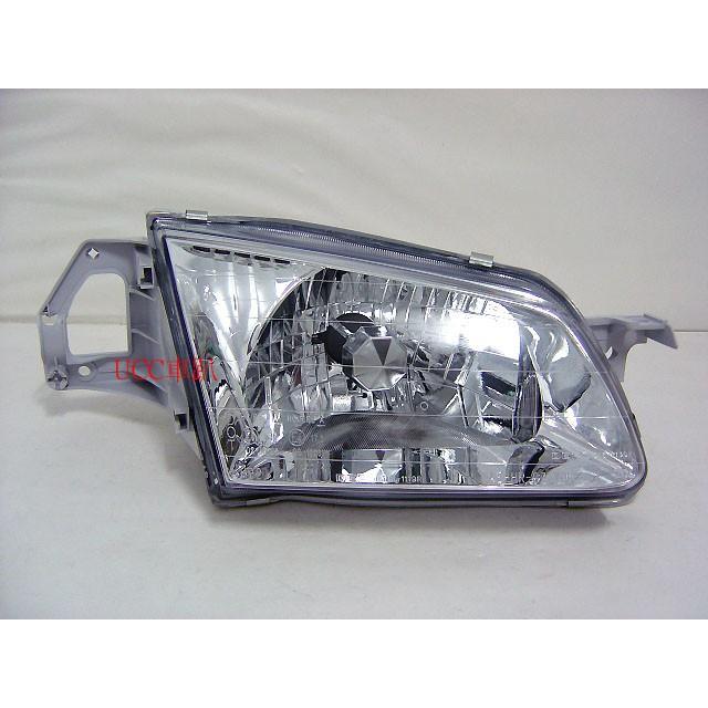 【UCC車趴】FORD 福特 TIERRA ACTIVA LIFE 5D W6 原廠型 晶鑽大燈 一組1900