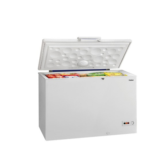【蝦皮茉兒】海爾上掀式冷凍櫃 379公升 HCF428H-2 好市多 COSTCO 好事多 #89285