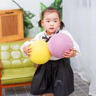 💝溜溜球💝抖音靜音拍拍球小皮球兒童籃球足球幼兒園專用彈力寶寶球類玩具