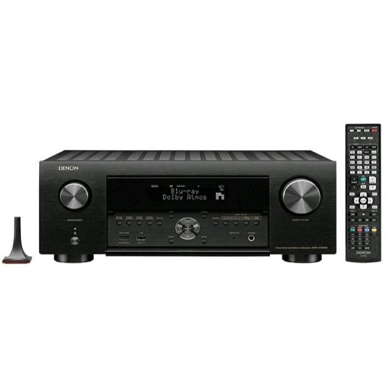 日規現貨 日本DENON AVR-X4500H Dolby Atmos 9.2聲道AV擴大機,只限面交自取!
