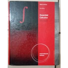 Essential Calculus 2版