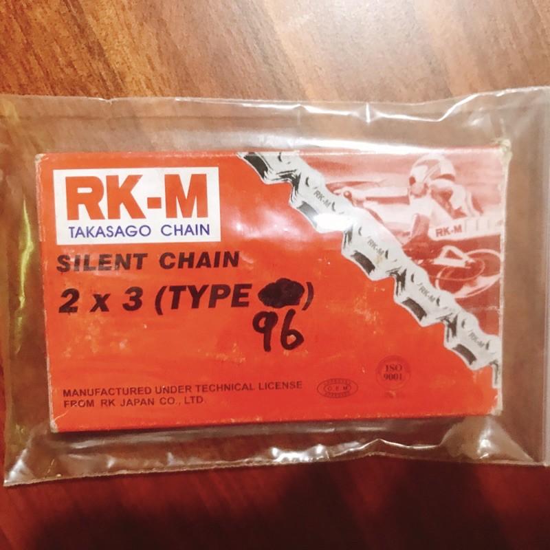 全新 RK速克達引擎內鏈(96目)RK-M SILENT CHAIN 2x3 TYPE 96