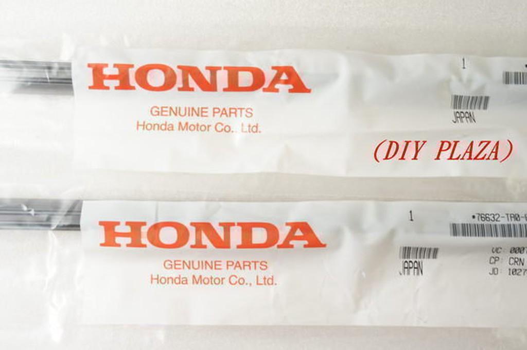 【DIY PLAZA】HONDA CIVIC 9代 原廠 雨刷條 適用12-16年出廠的CIVIC 9(非 雨刷) 現貨