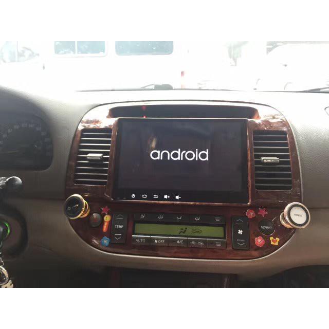 (柚子車舖) 豐田 2002~2006 CAMRY 5代/5.5代 10吋 安卓專用機 平板 音響 手機互連 可到府安裝