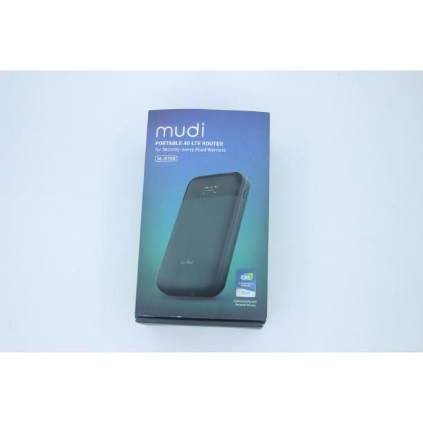 Mudi portable 4G LTE smart router