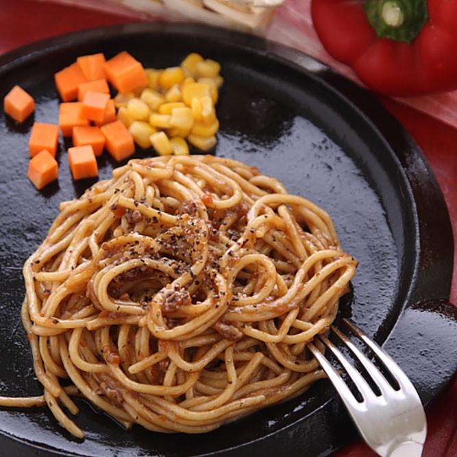 【瑞麟美而美】鐵板麵綜合組(黑胡椒、蘑菇、茄汁、大阪炒麵各一入)+明星商品克里昂白醬*1