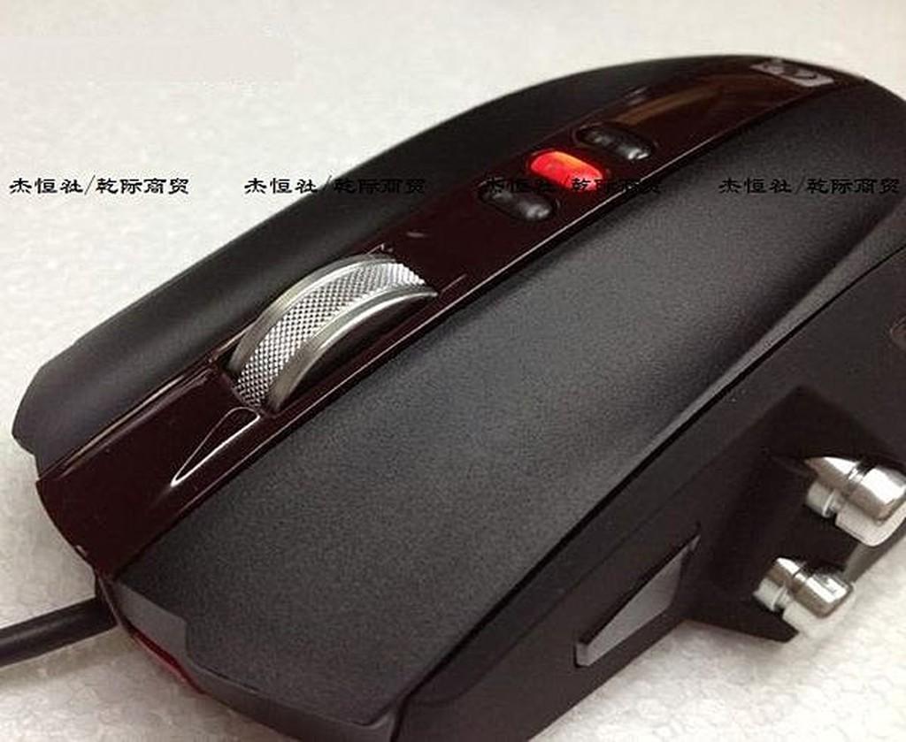 JHS杰恆社061原裝正品MICROSOFT微軟Sidewinder賽威X5高精度2000dpi遊戲電競雷射滑鼠