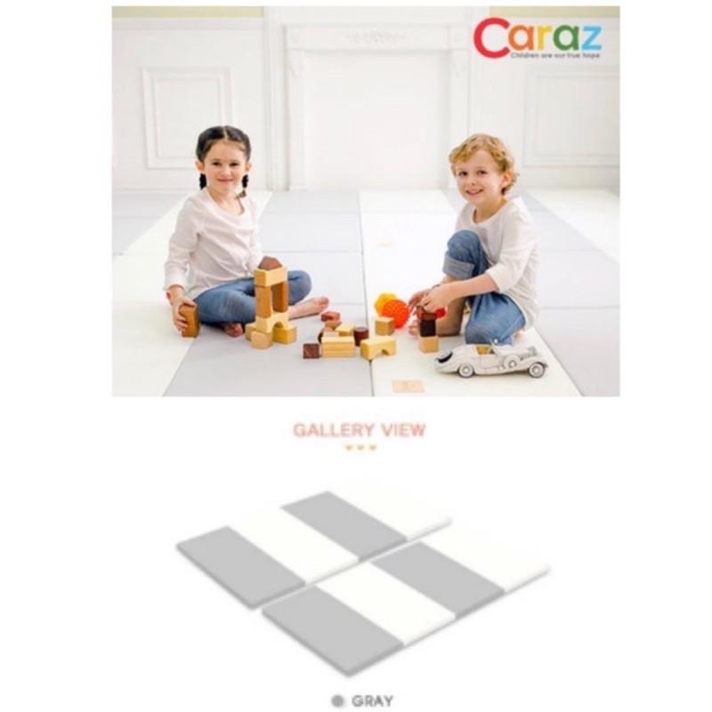 🌟全新現貨+預購 Caraz 2片700*200*4cm 🇰🇷韓製Caraz 4折折疊遊戲地墊 爬行墊 地墊