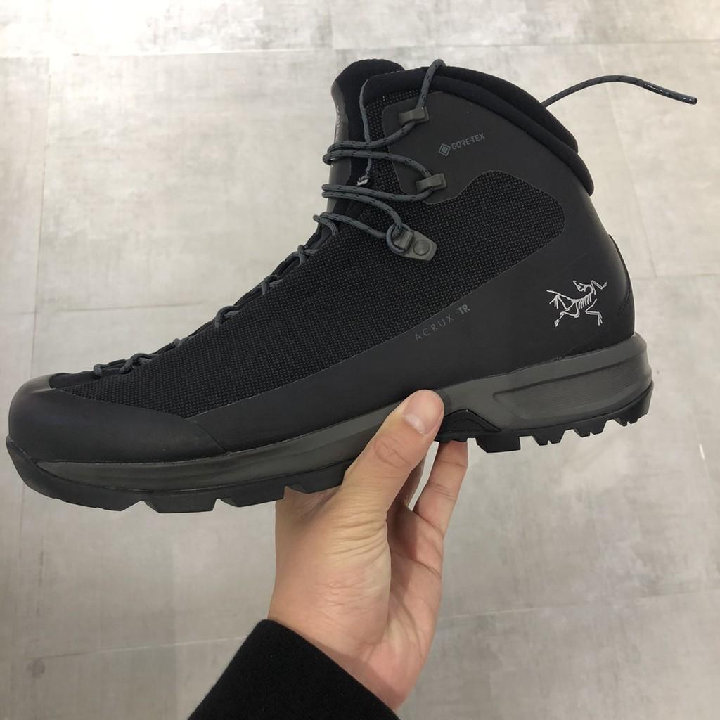 加拿大 Arc'teryx 始祖鳥 男 Acrux TR GTX 防水登山鞋