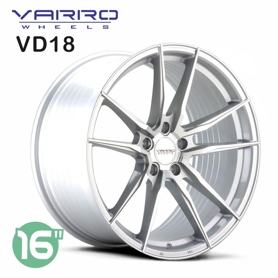 【VARRO】VD18 16吋 輕量化旋壓鋁圈