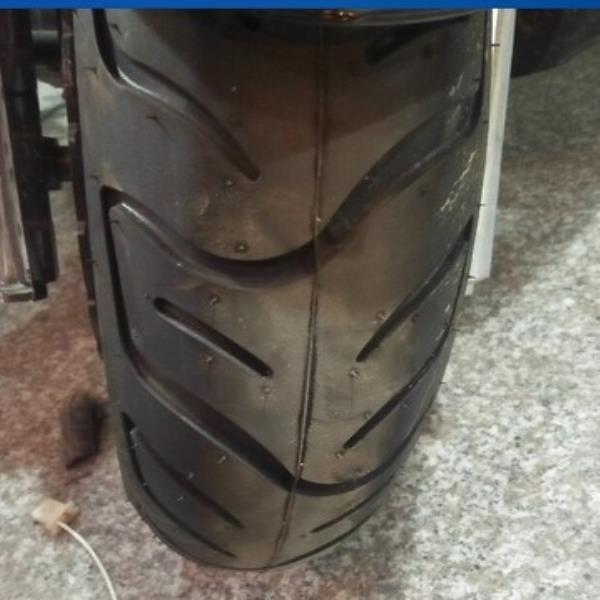 130-60-13馬杰斯特T T5T6T8T9T10摩托車踏板車電動車輪胎輪轂配件