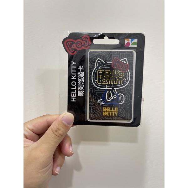 HELLO KITTY 鐫刻悠遊卡