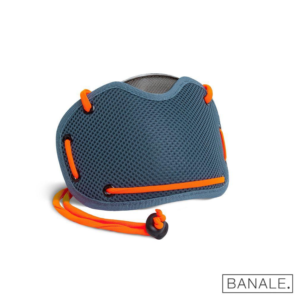 【義大利BANALE】PM2.5 機能防護過濾口罩 (海軍藍)-買一送隨機色一組
