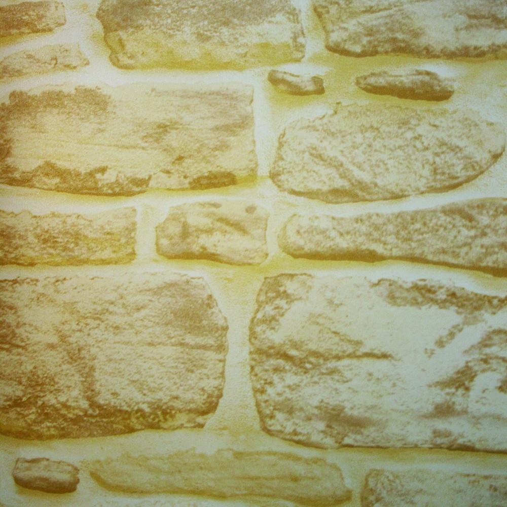 德國ALKOR 裝飾自黏貼布 45cmX200cm 黃磚