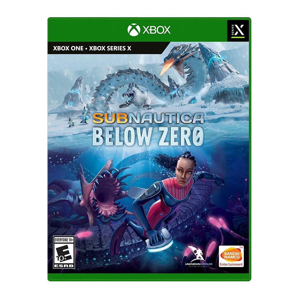 🏆🏆遊戲玩家🏆XBOX ONE XSX XSS WIN10 深海迷航 零度之下 中文 數位版 下載碼XBOX數位版