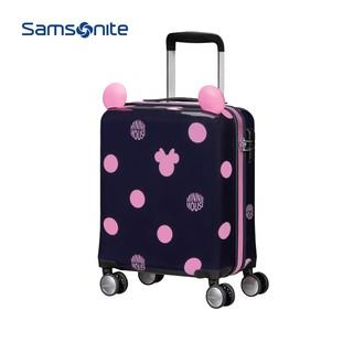 【爆款玩具】Samsonite/ 新秀丽迪士尼旅行箱飞机轮米妮拉杆箱儿童行李箱 51C