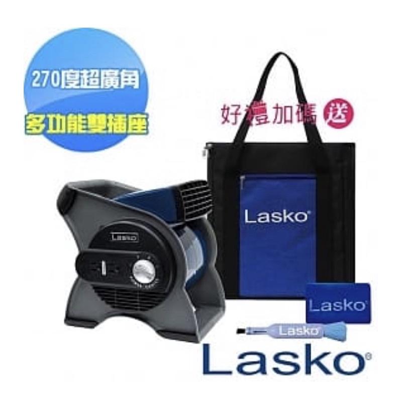 【露營救星】 Lasko 藍爵星 專業渦輪循環風扇