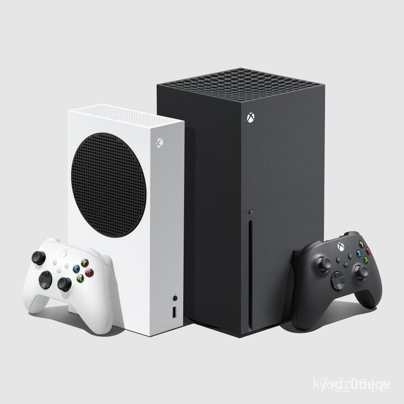 微軟Xbox Series S/X主機 XSS XSX one s 次世代4K遊戲主機 現貨 LBkA RcGx