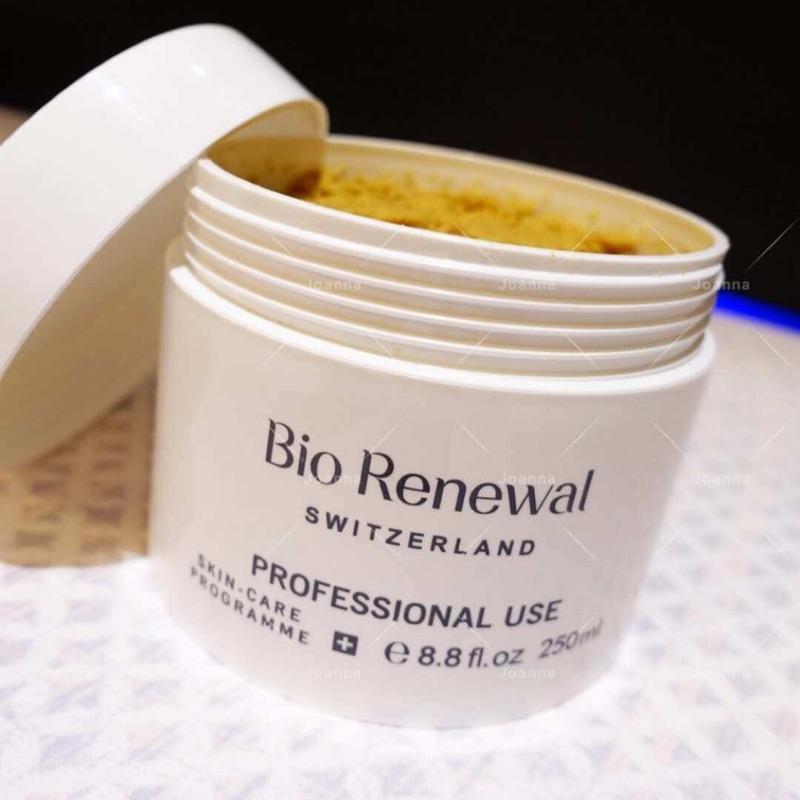 Bio Renewal 杜松去角質粉