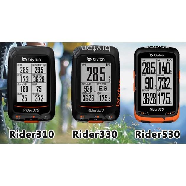 ~117~Bryton rider 310 330 410 450 530 320 420 860軟式PET螢幕保護貼