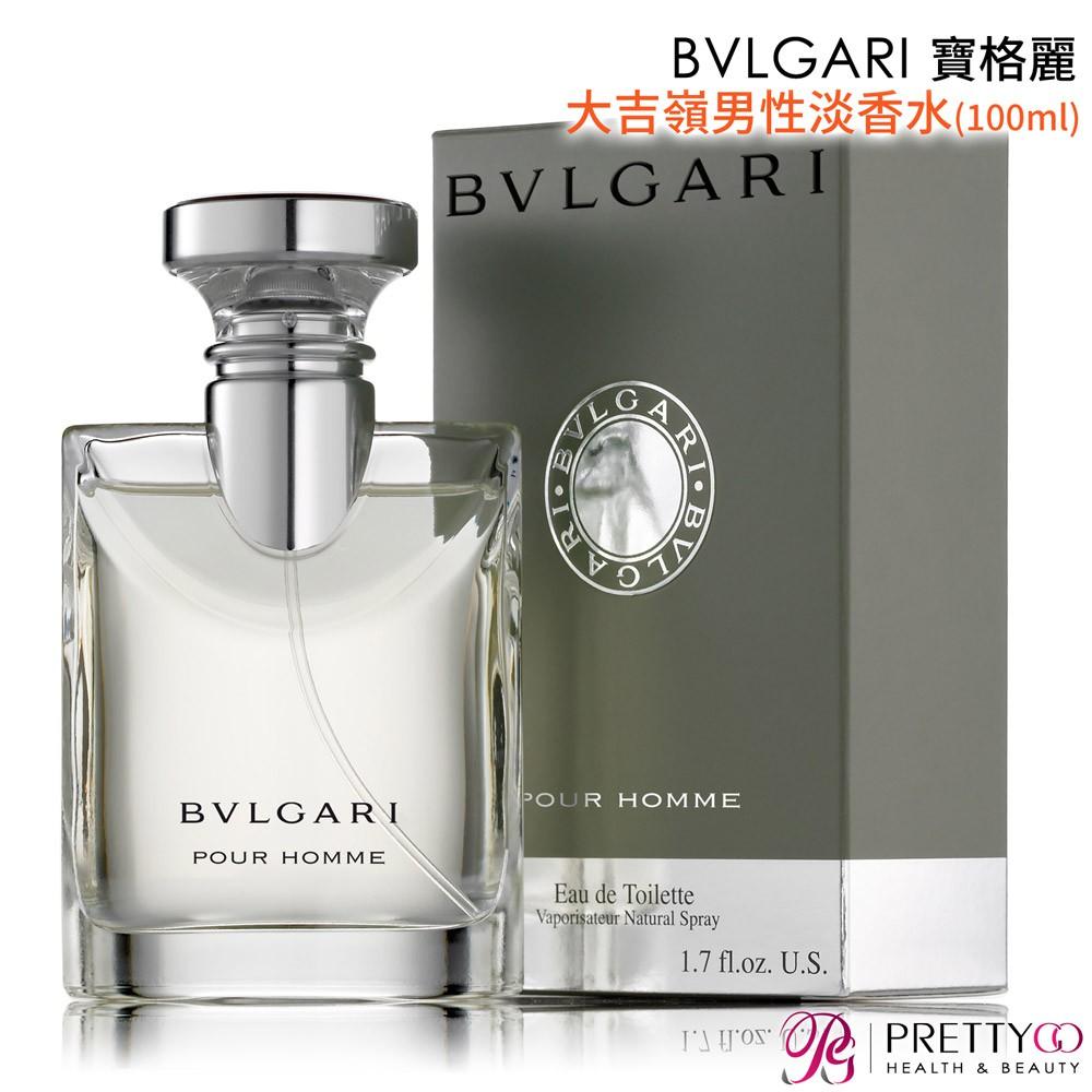BVLGARI 寶格麗 大吉嶺男性淡香水(100ml)-公司貨【美麗購】