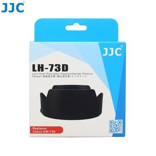 JJC公司貨Canon EOS 80D 相機 EW-73D EW73D遮光罩F-S 18-135mm IS USM 適用 臺中市