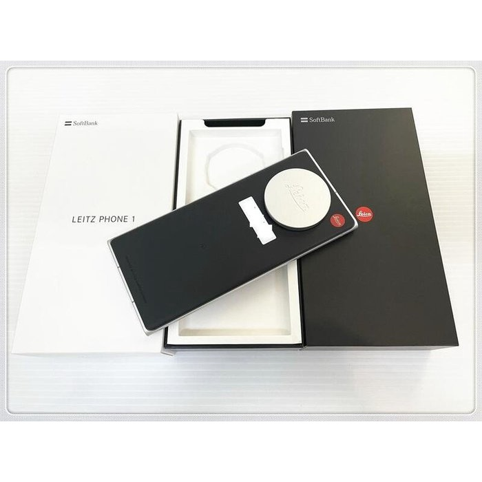 💥刷卡分期0利率💥 SoftBank x Leica Leitz Phone 1 二手