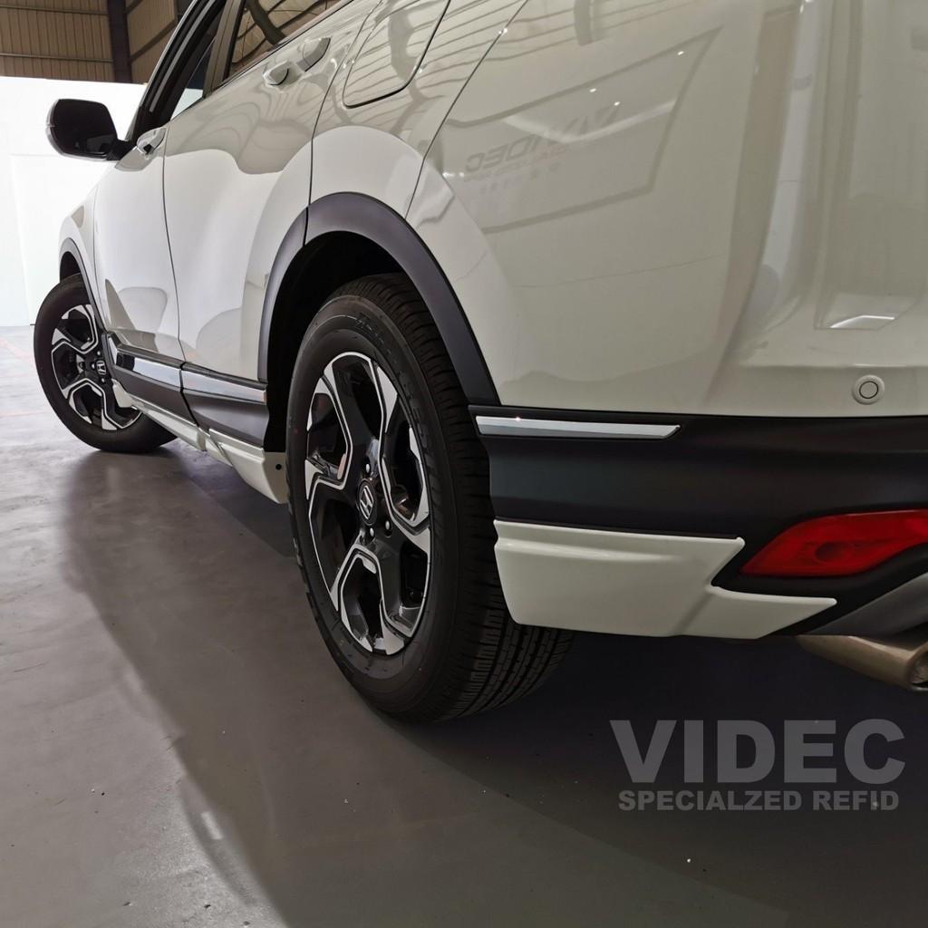 巨城汽車 HONDA 17-20 CRV5 CR-V 5代 類 無限 空力套件 前下巴 側裙 後下巴 尾翼 原廠樣式