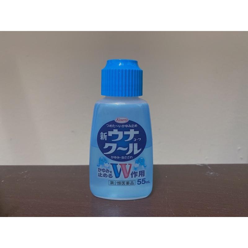 日本 (全新)護那 酷涼液 つめた〜いかゆみ止め55ml 蚊蟲叮咬